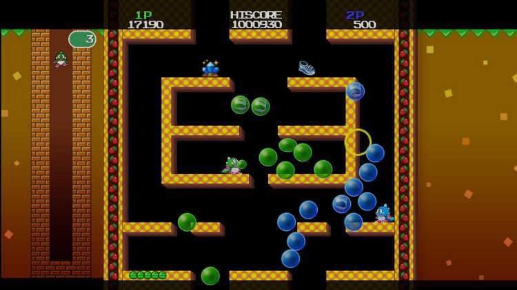 Xbox 360 Bubble Bobble Neo