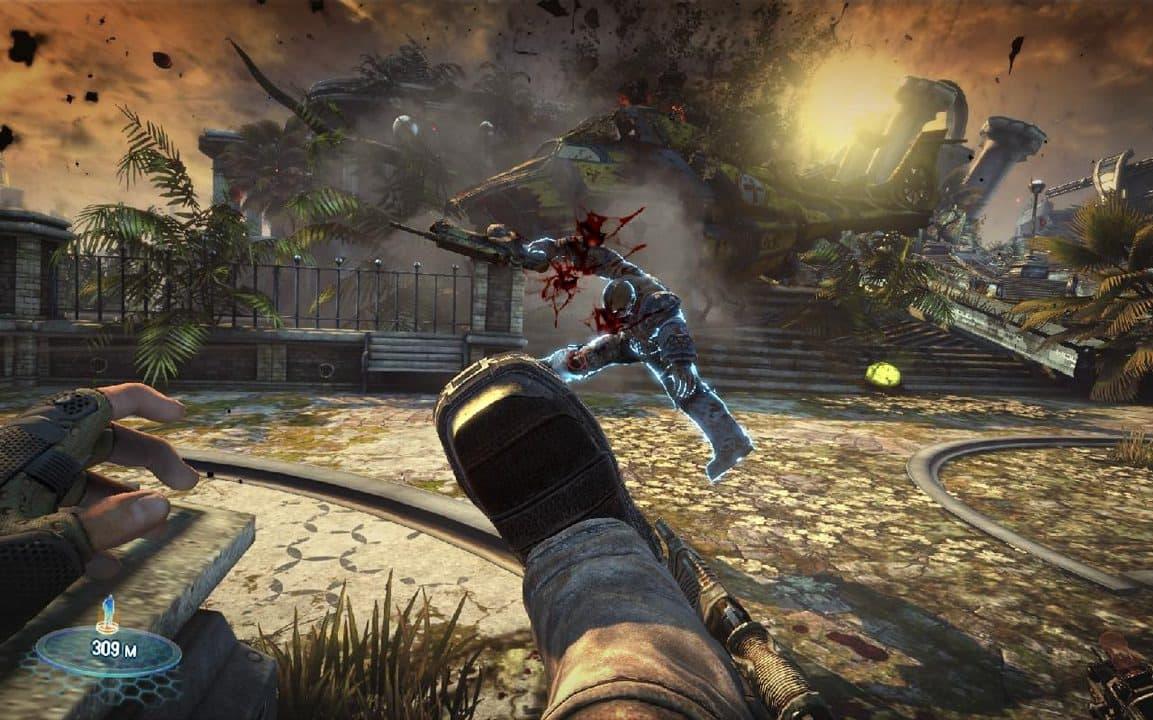 Xbox One Bulletstorm