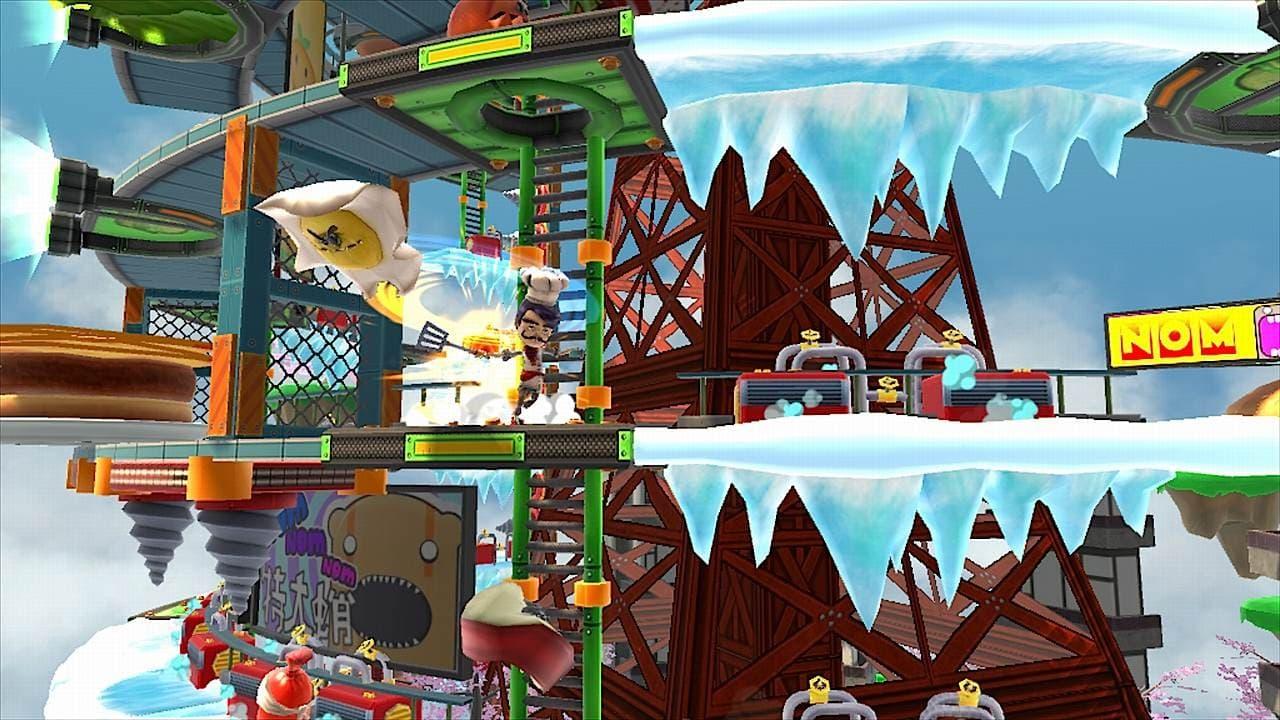 BurgerTime World Tour Xbox