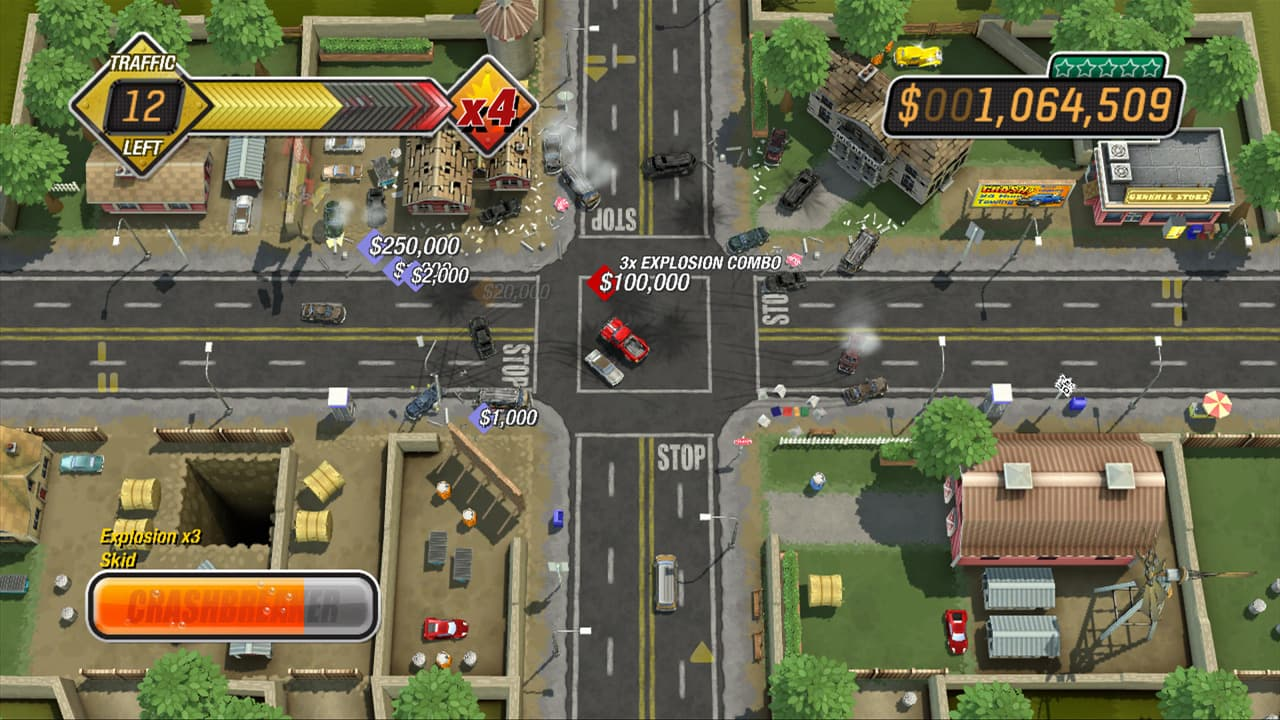 Xbox 360 Kinect Burnout CRASH!