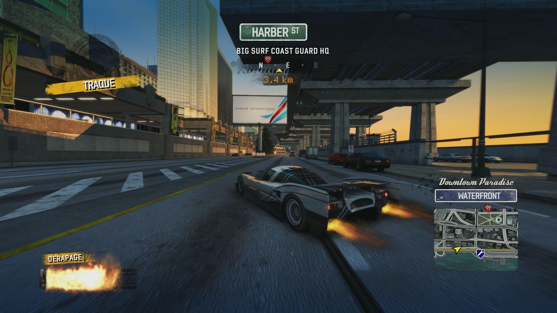 Burnout Paradise Remastered Xbox