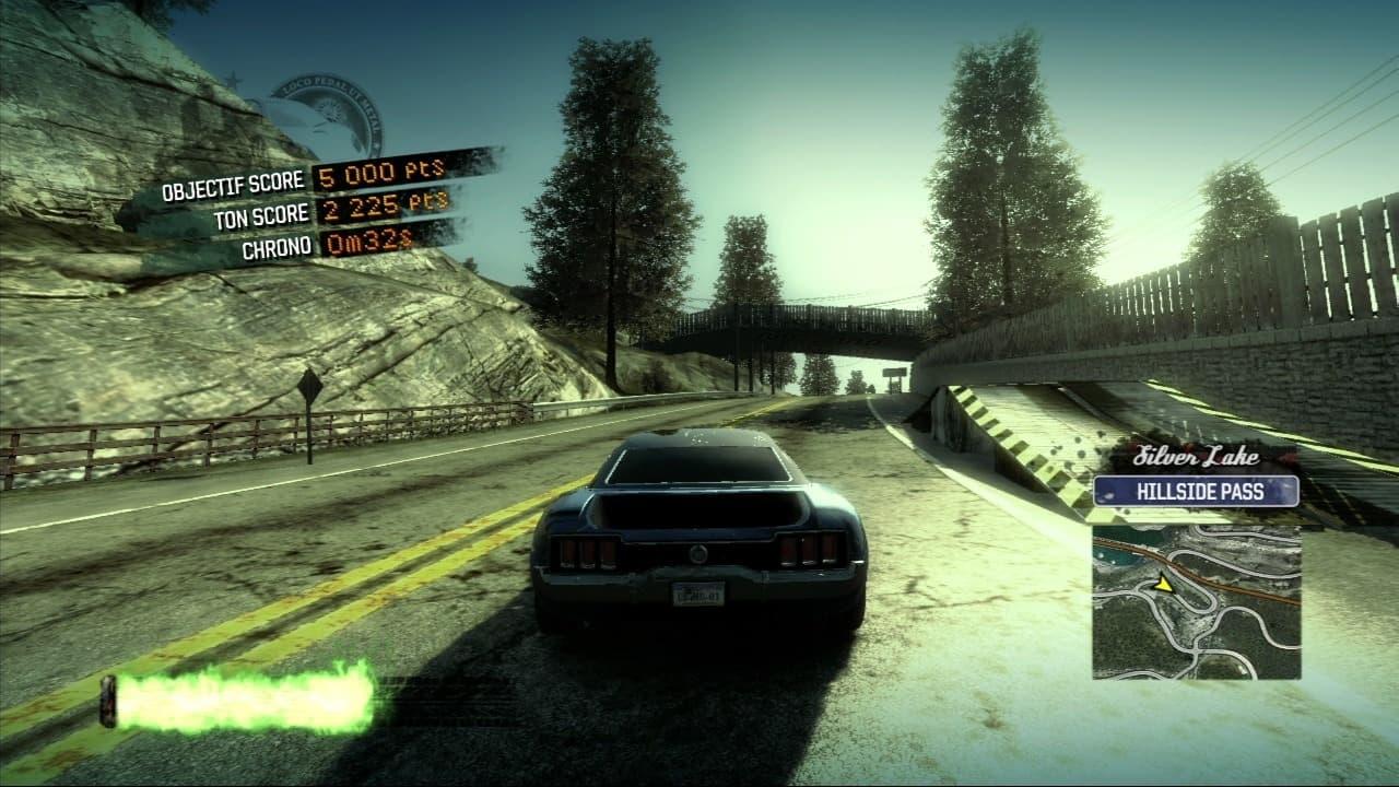 Burnout Paradise Xbox