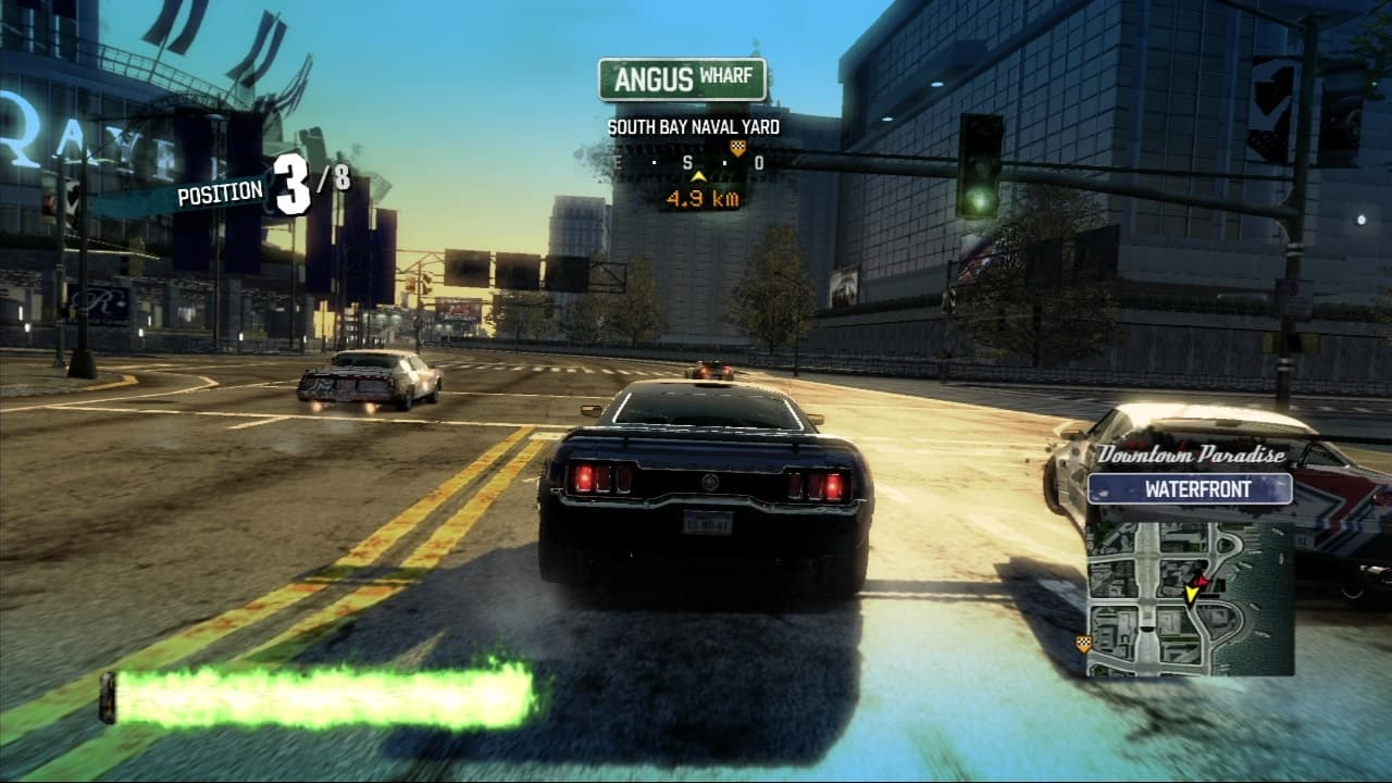 Xbox One Burnout Paradise