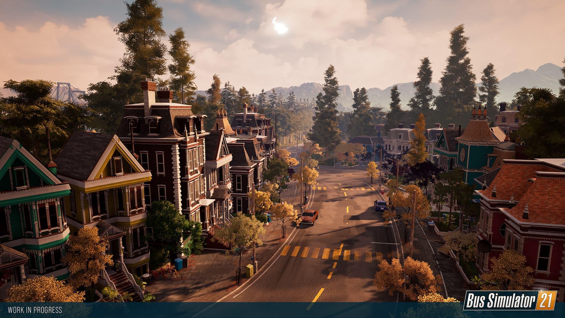Xbox One Bus Simulator 21