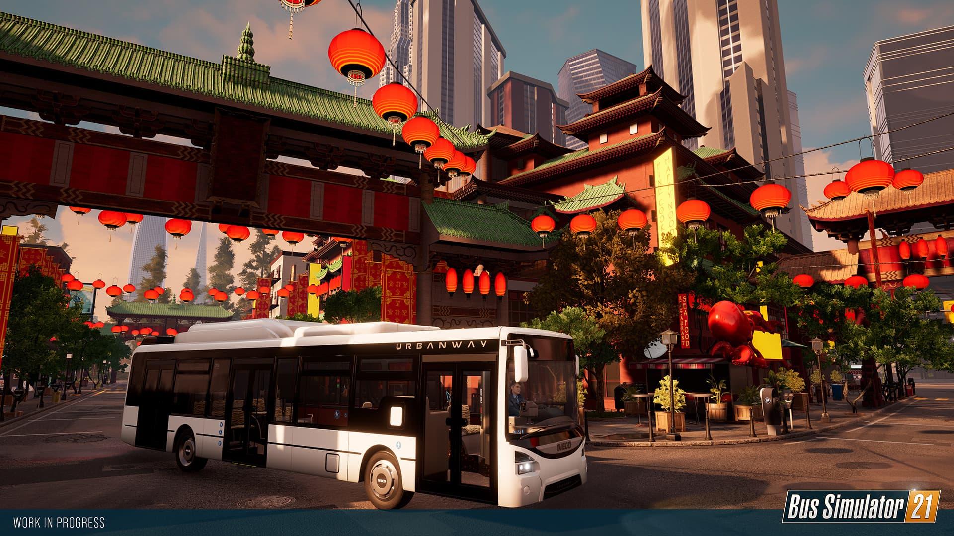 Bus Simulator 21 Xbox
