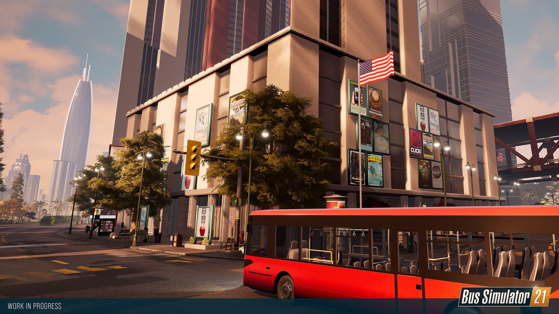 Bus Simulator 21 Xbox One