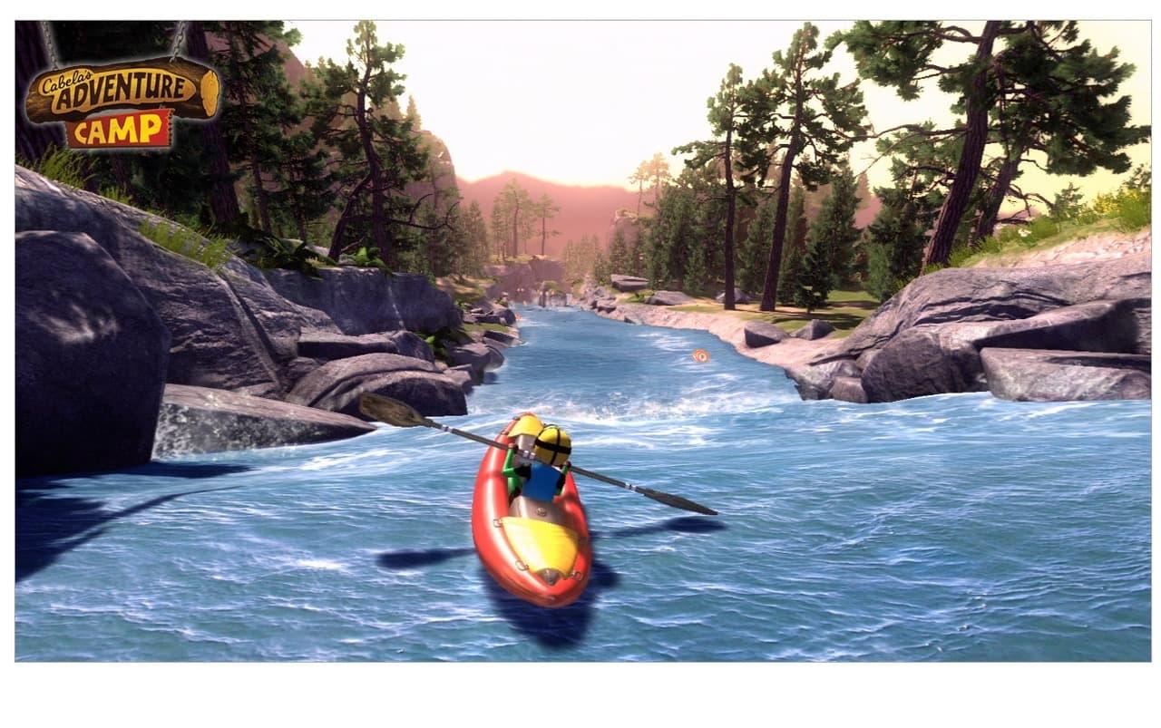 Cabela's Adventure Camp Xbox