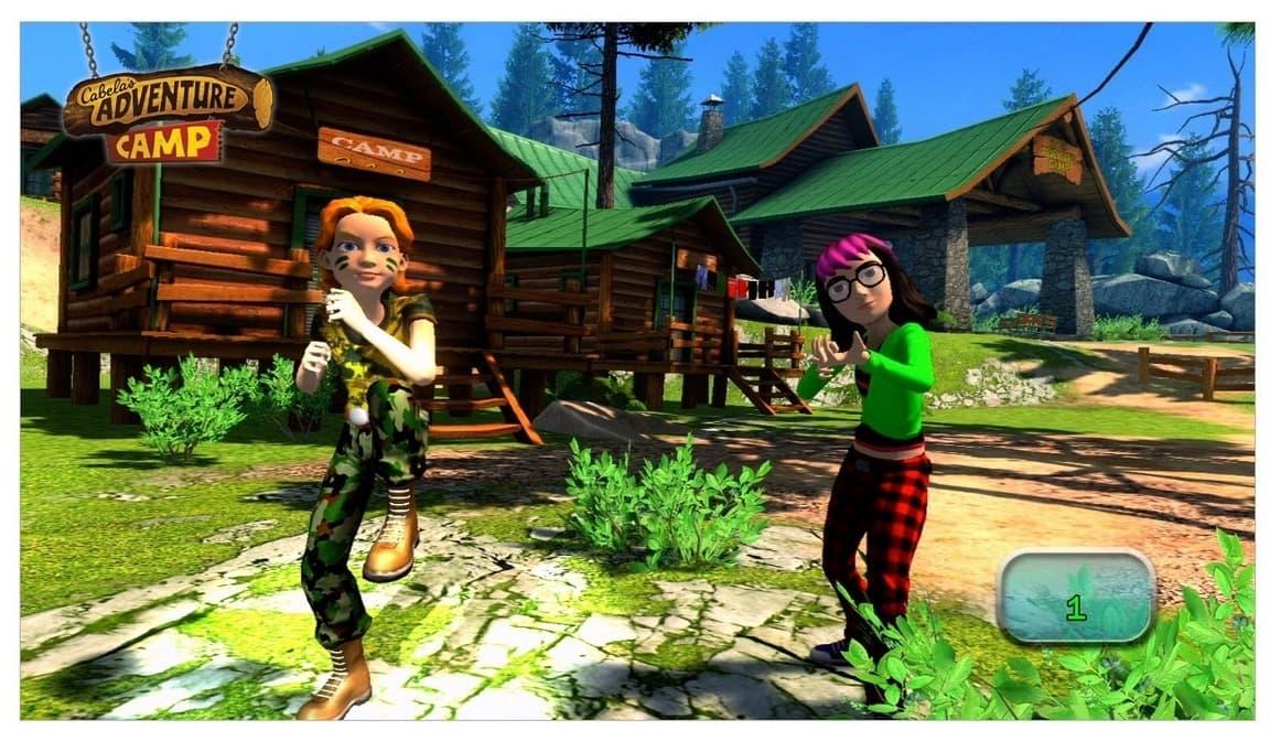 Cabela's Adventure Camp Xbox 360