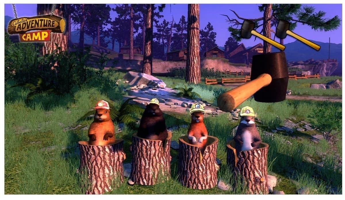 Xbox 360 Cabela's Adventure Camp