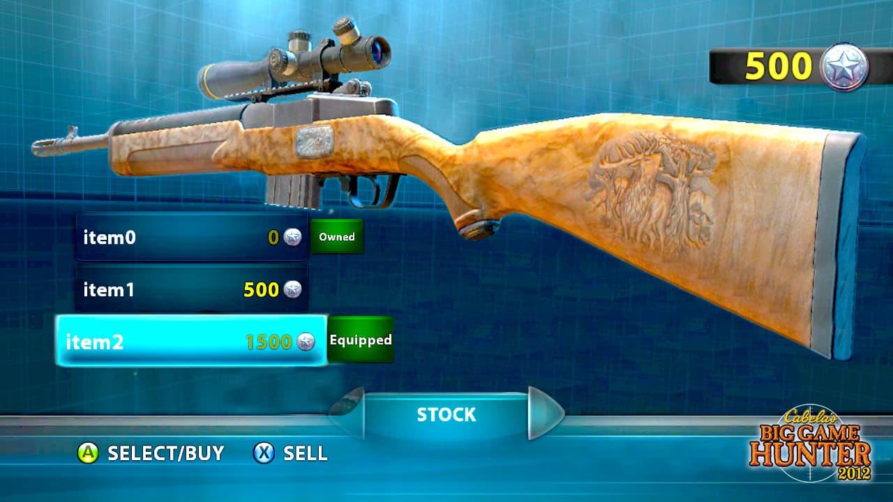 Cabela's Big Game Hunter 2012 - Image n°6