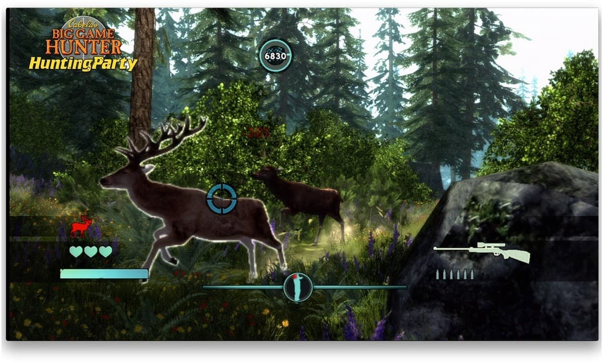 Cabela's Big Game Hunter: Hunting Party Xbox 360