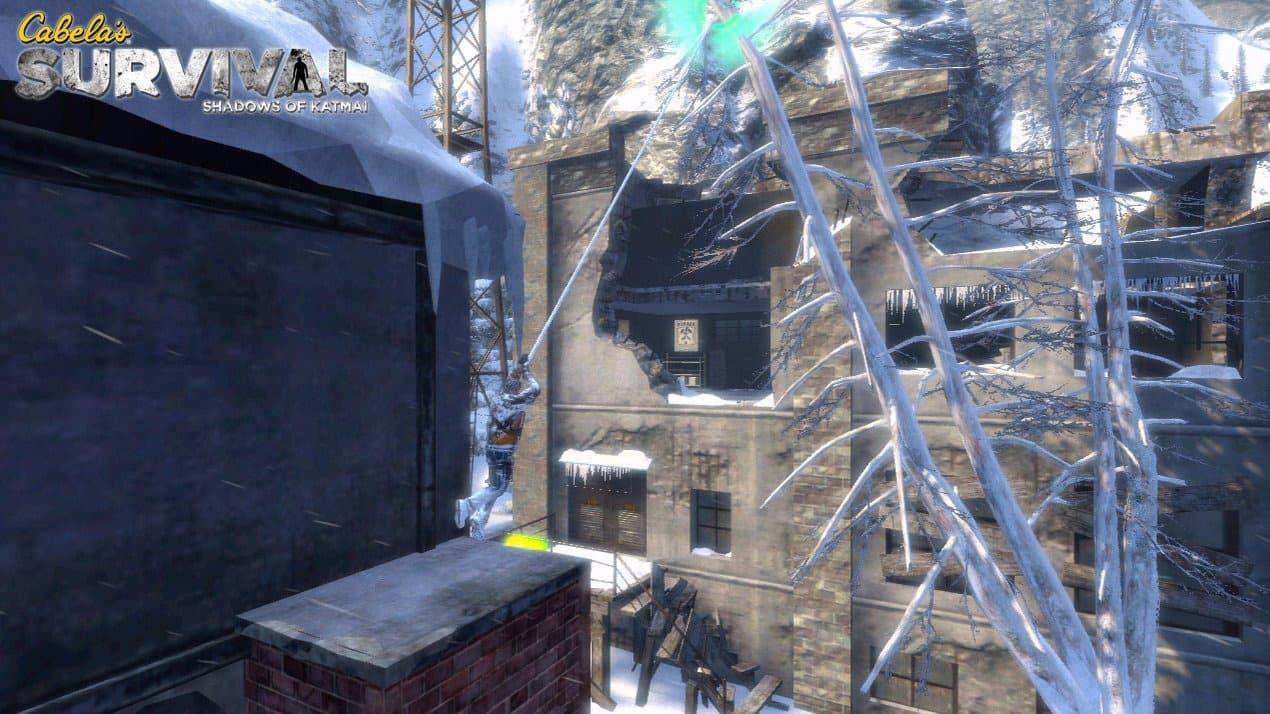 Xbox 360 Cabela's Survival: Shadows of Katmai