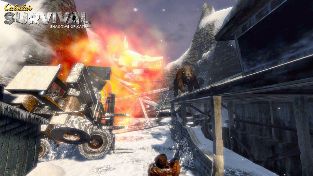 Cabela's Survival: Shadows of Katmai Xbox