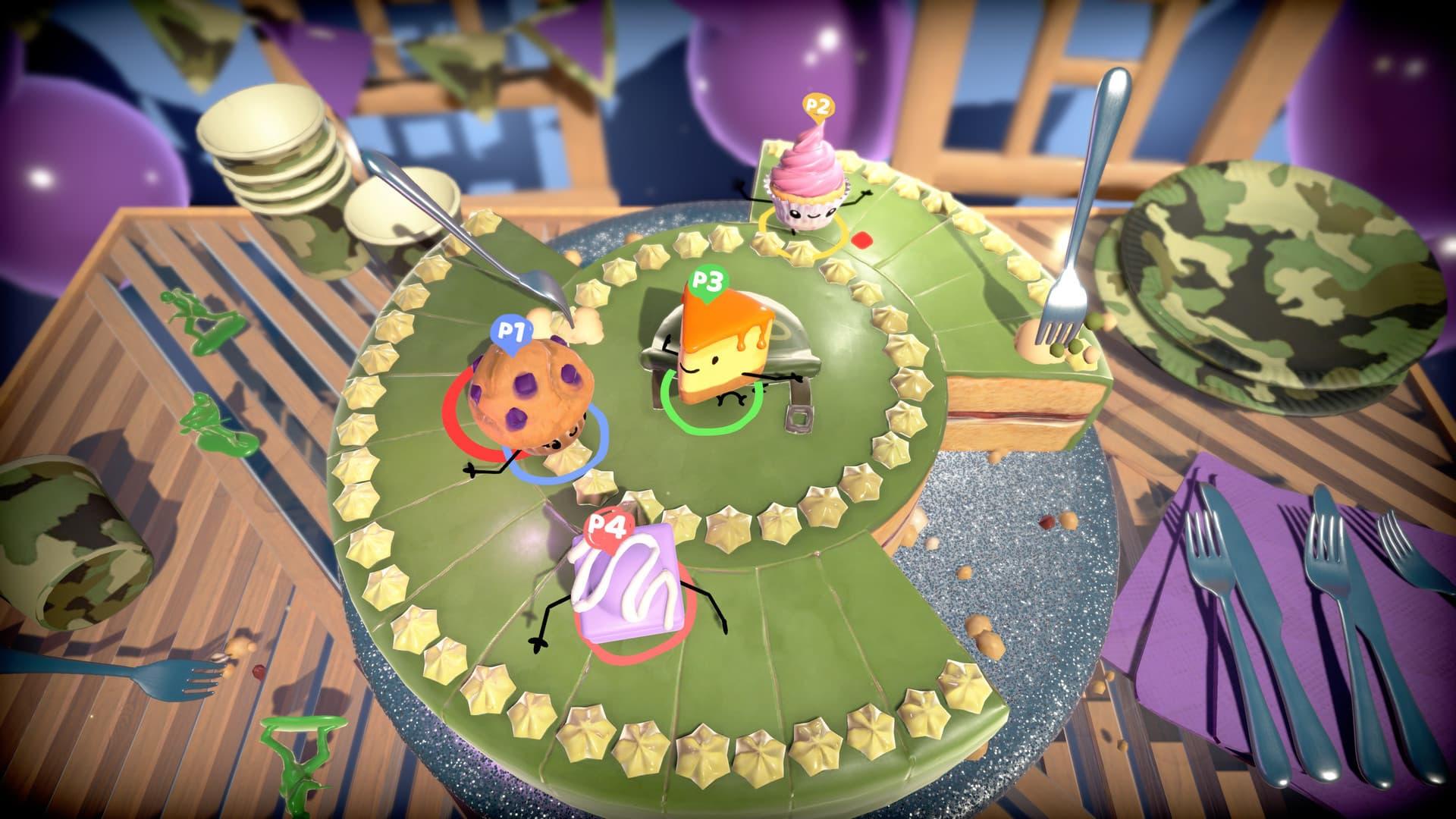 Xbox One Cake Bash