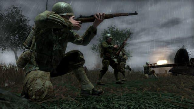 Xbox 360 Call of Duty 3: En Marche vers Paris