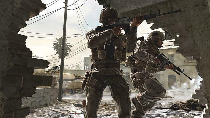 Call of Duty 4: Modern Warfare Xbox One
