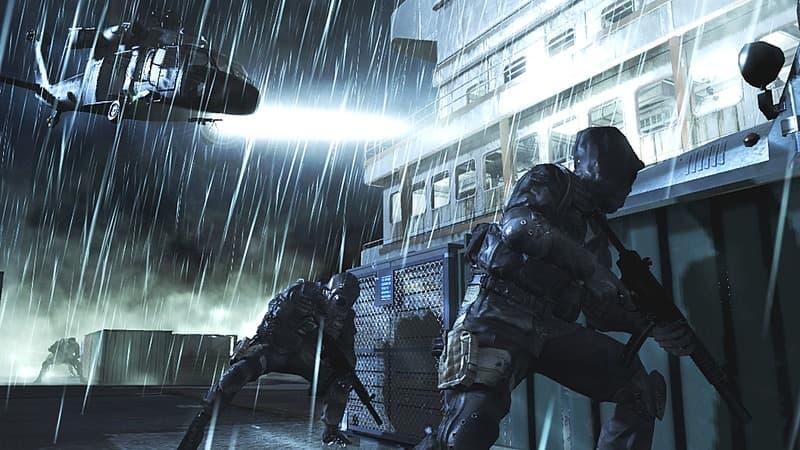 Call oph Duty 4: Modén Warphare