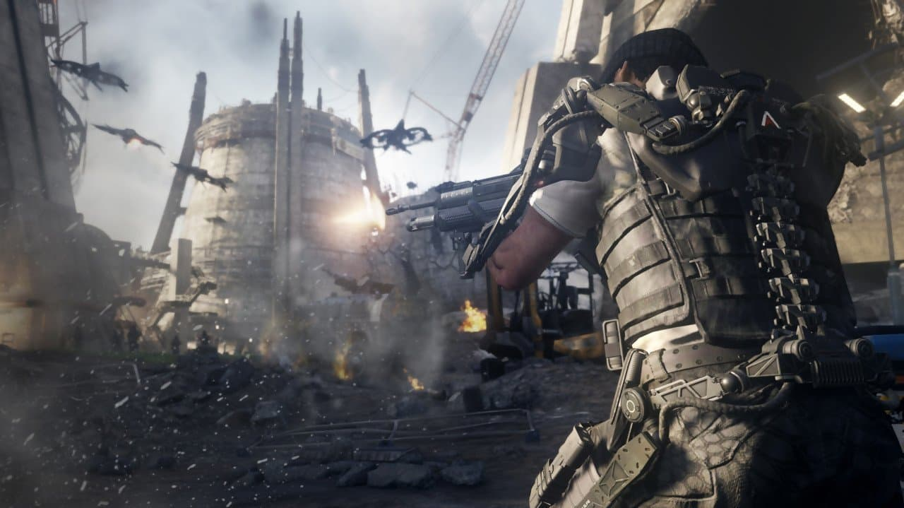 Xbox One Call of Duty : Advanced Warfare