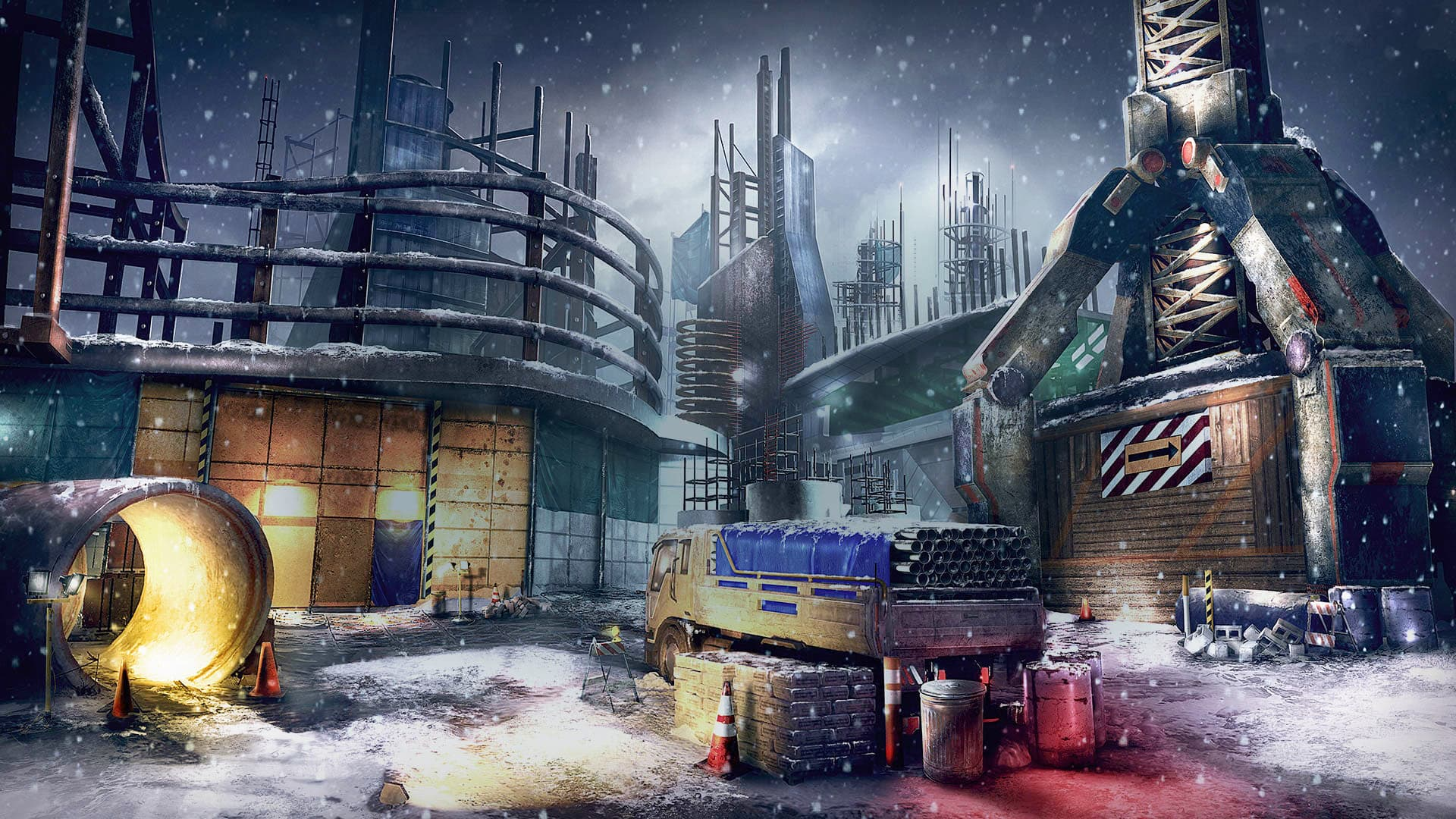 Call oph Duty: Black Ops III - Awakening