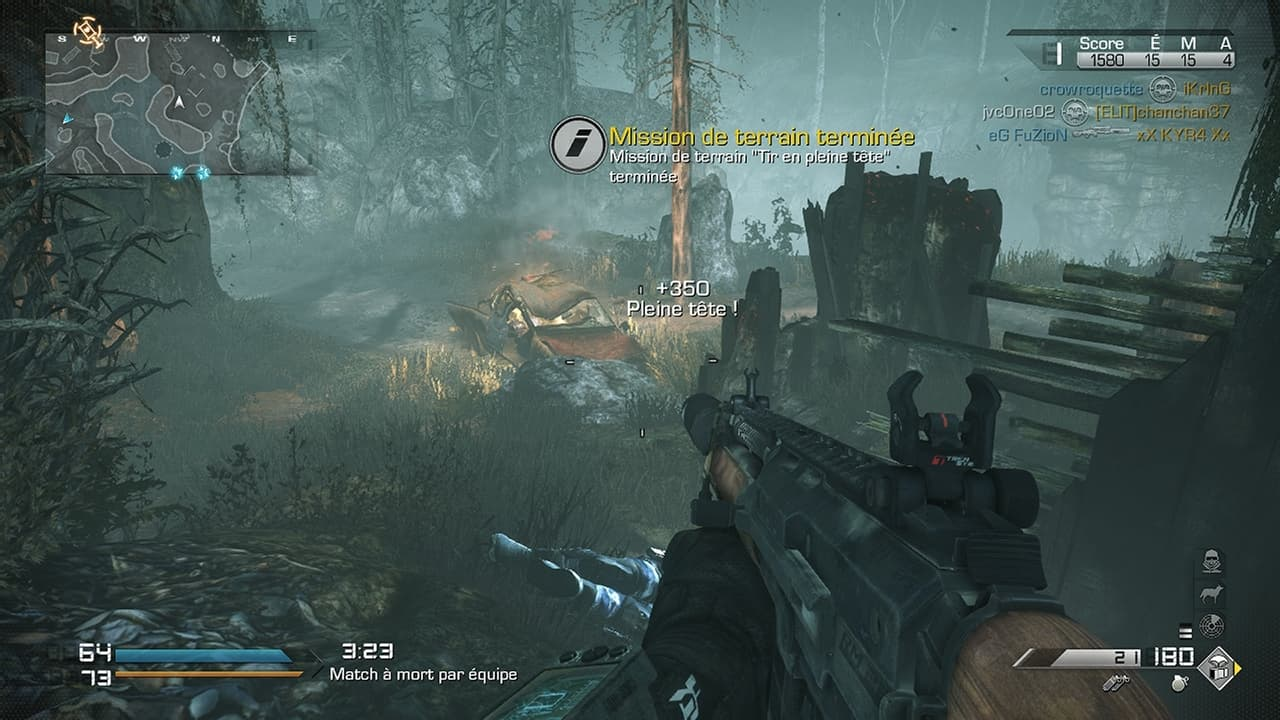 Call of Duty: Ghosts: Onslaught