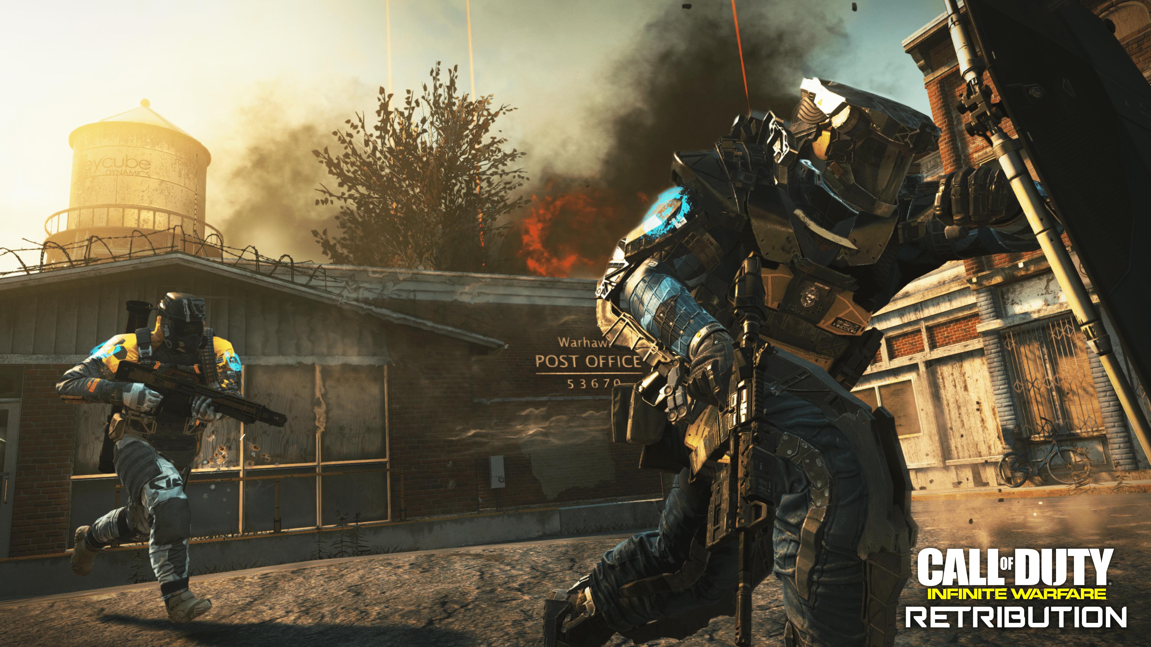 Call of Duty: Infinite Warfare - Retribution Xbox
