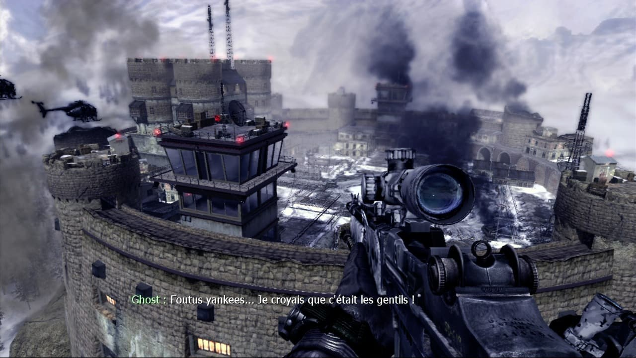 Call of Duty: Modern Warfare 2 Xbox