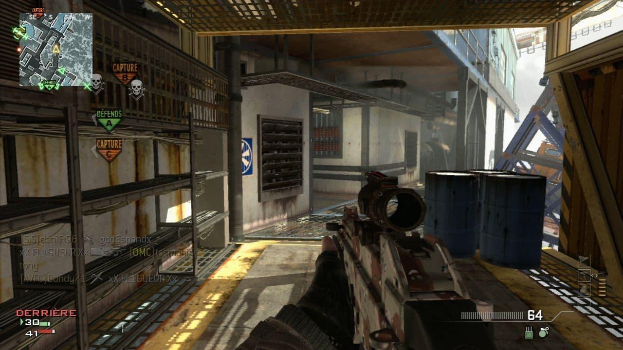 Xbox 360 Call of Duty: Modern Warfare 3 - Collection 4: Final Assault