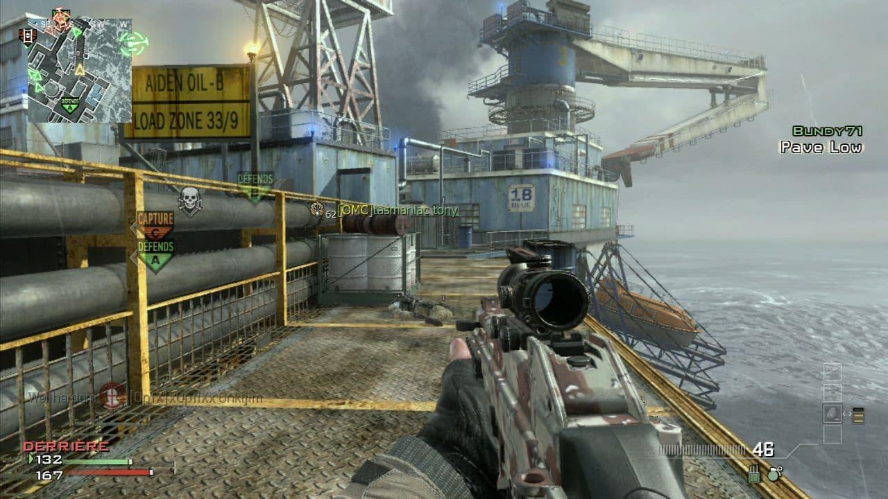 Call of Duty: Modern Warfare 3 - Collection 4: Final Assault Xbox 360