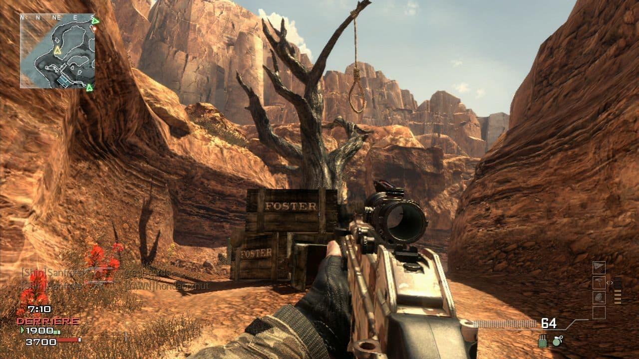 Call of Duty: Modern Warfare 3 - Collection 4: Final Assault Xbox