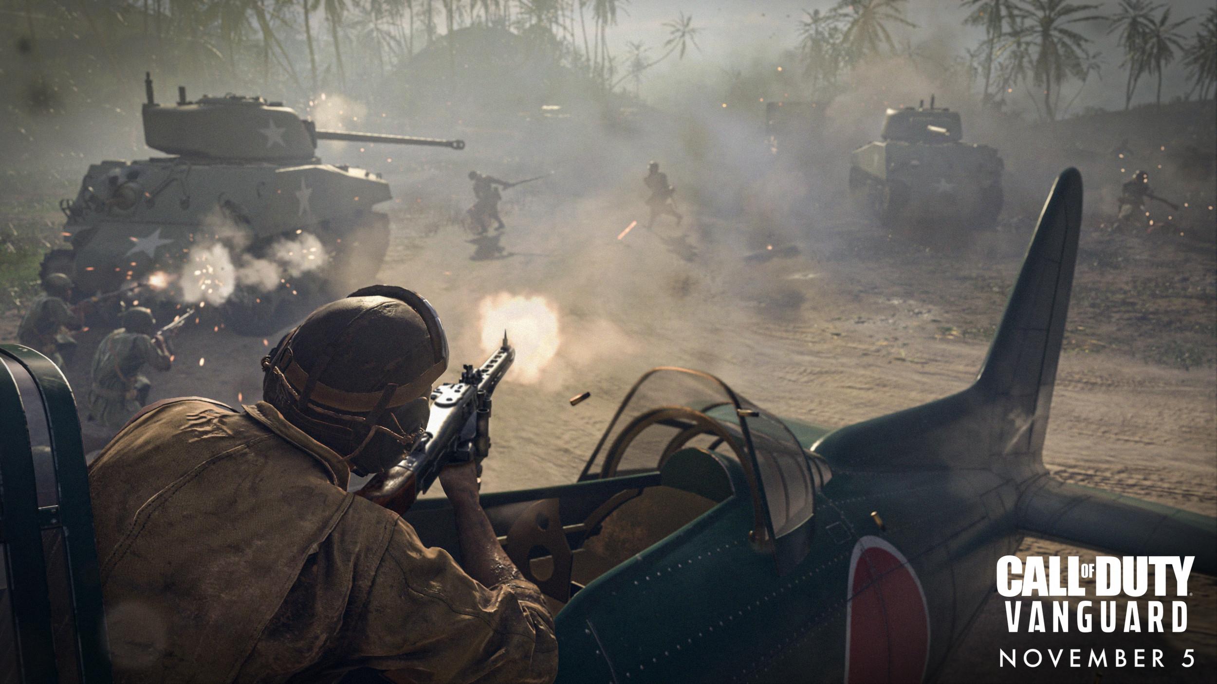 Xbox Series X & S Call of Duty: Vanguard