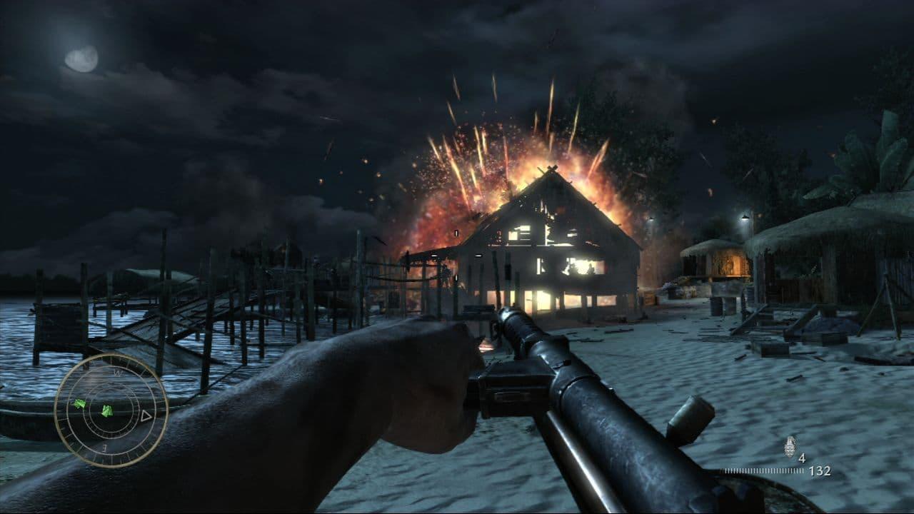 Call Of Duty: World At War Xbox