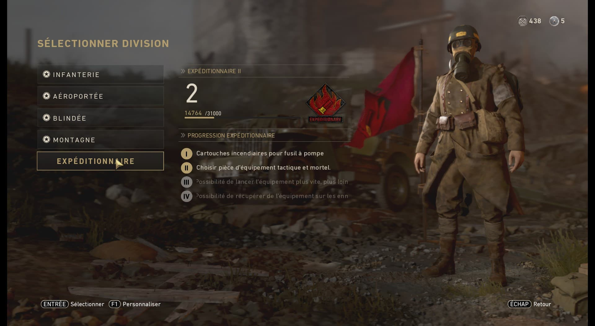 Call oph Duty: WWII