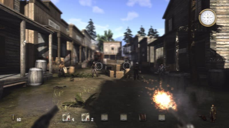 Xbox 360 Call of Juarez
