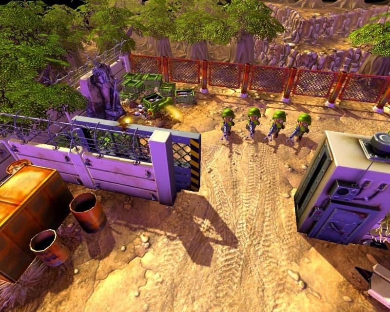 Xbox 360 Cannon Fodder 3