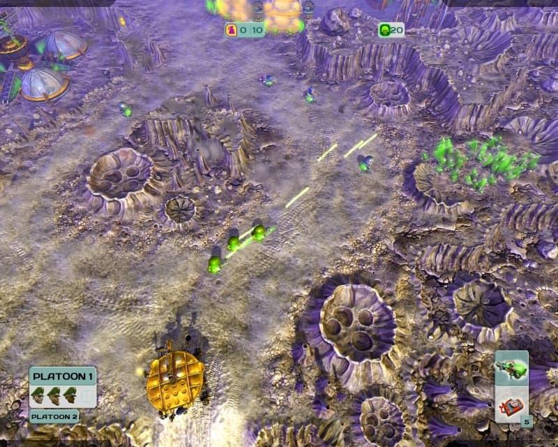 Cannon Fodder 3 Xbox