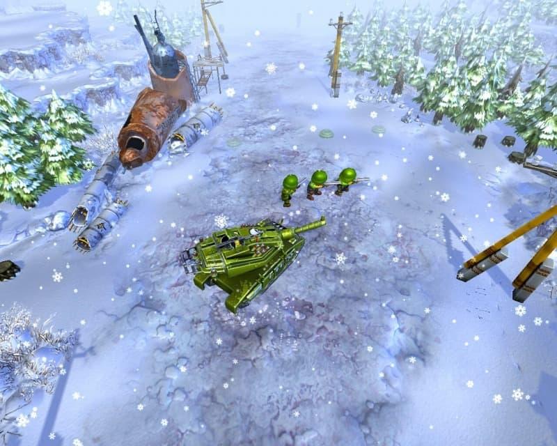 Cannon Fodder 3 Xbox 360