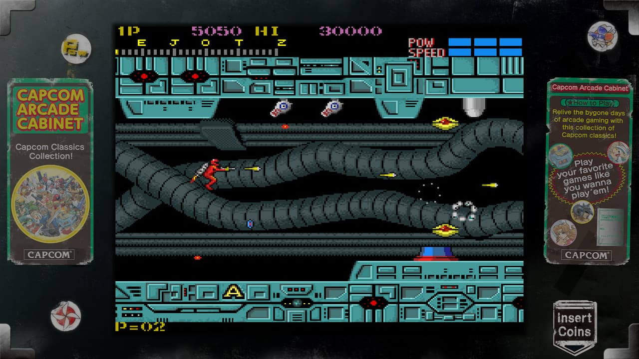 Capcom Arcade Cabinet: Retro Game Collection