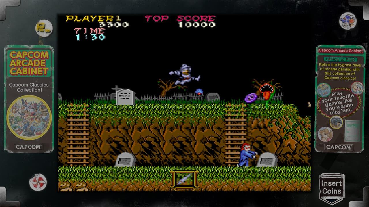 Capcom Arcade Cabinet: Retro Game Collection - Image n°7