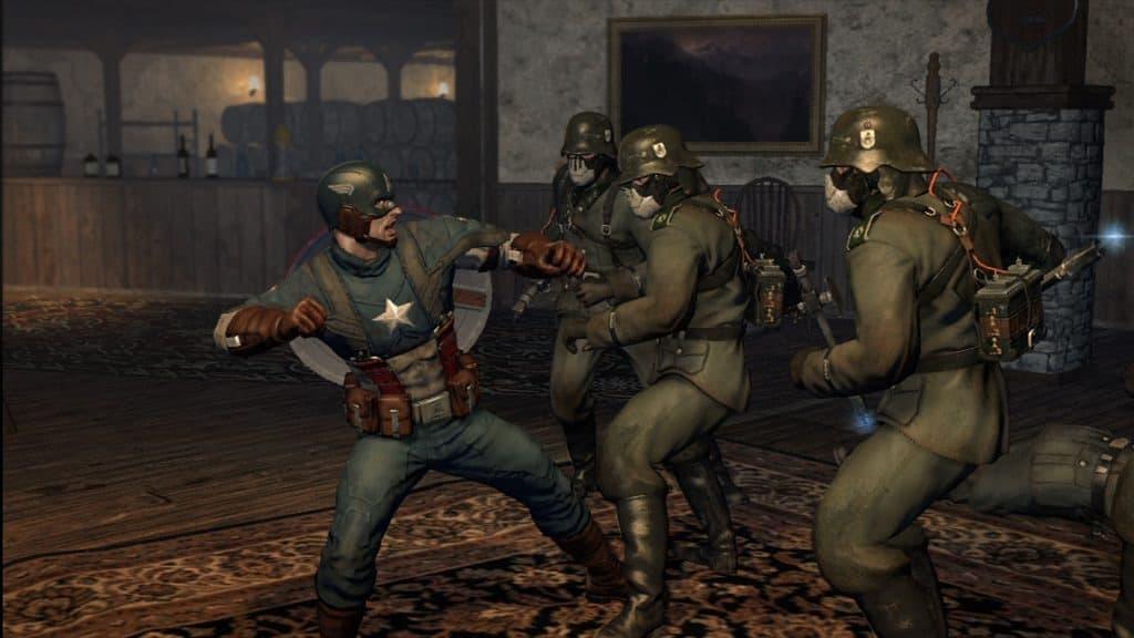 Captain America: Super Soldat Xbox 360