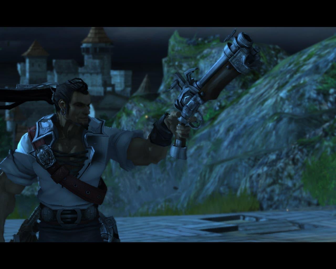 Xbox 360 Captain Blood