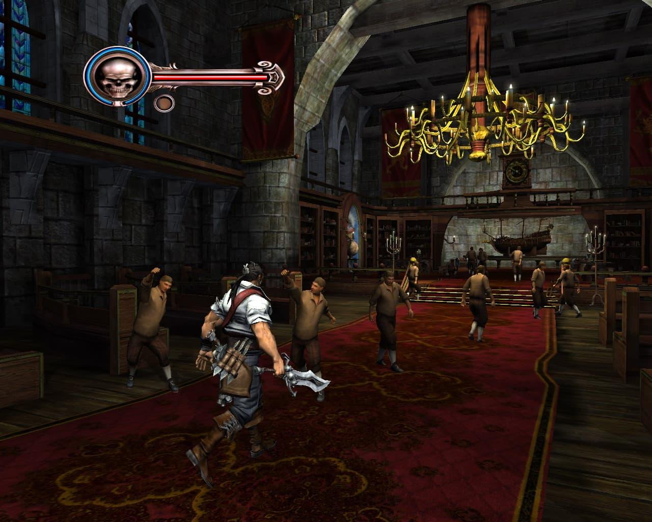 Captain Blood Xbox 360