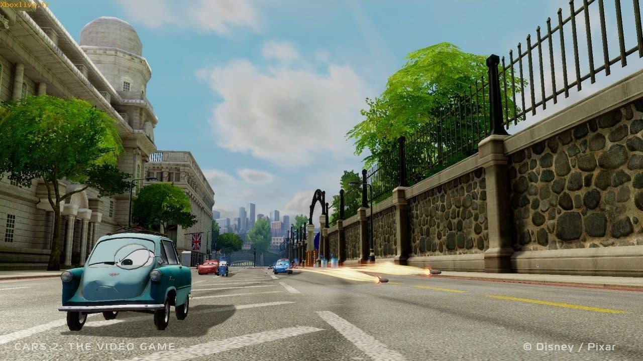 Cars 2 - Image n°6