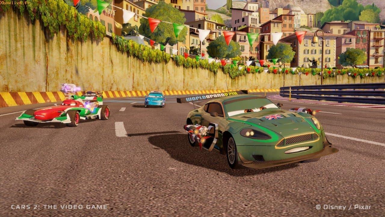 Cars 2 - Image n°8