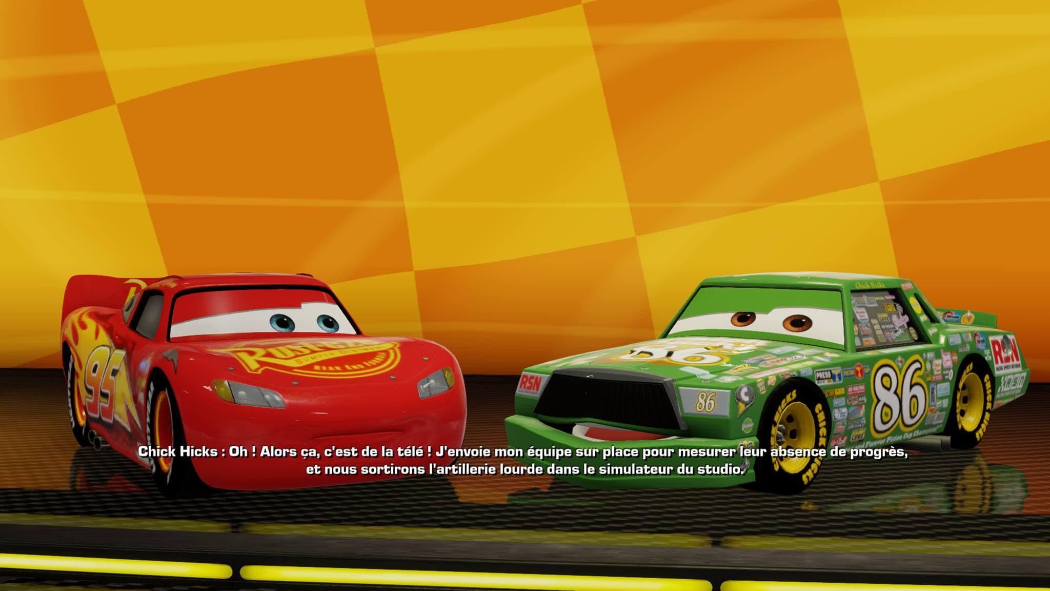 Cars 3: Course vers la Victoire