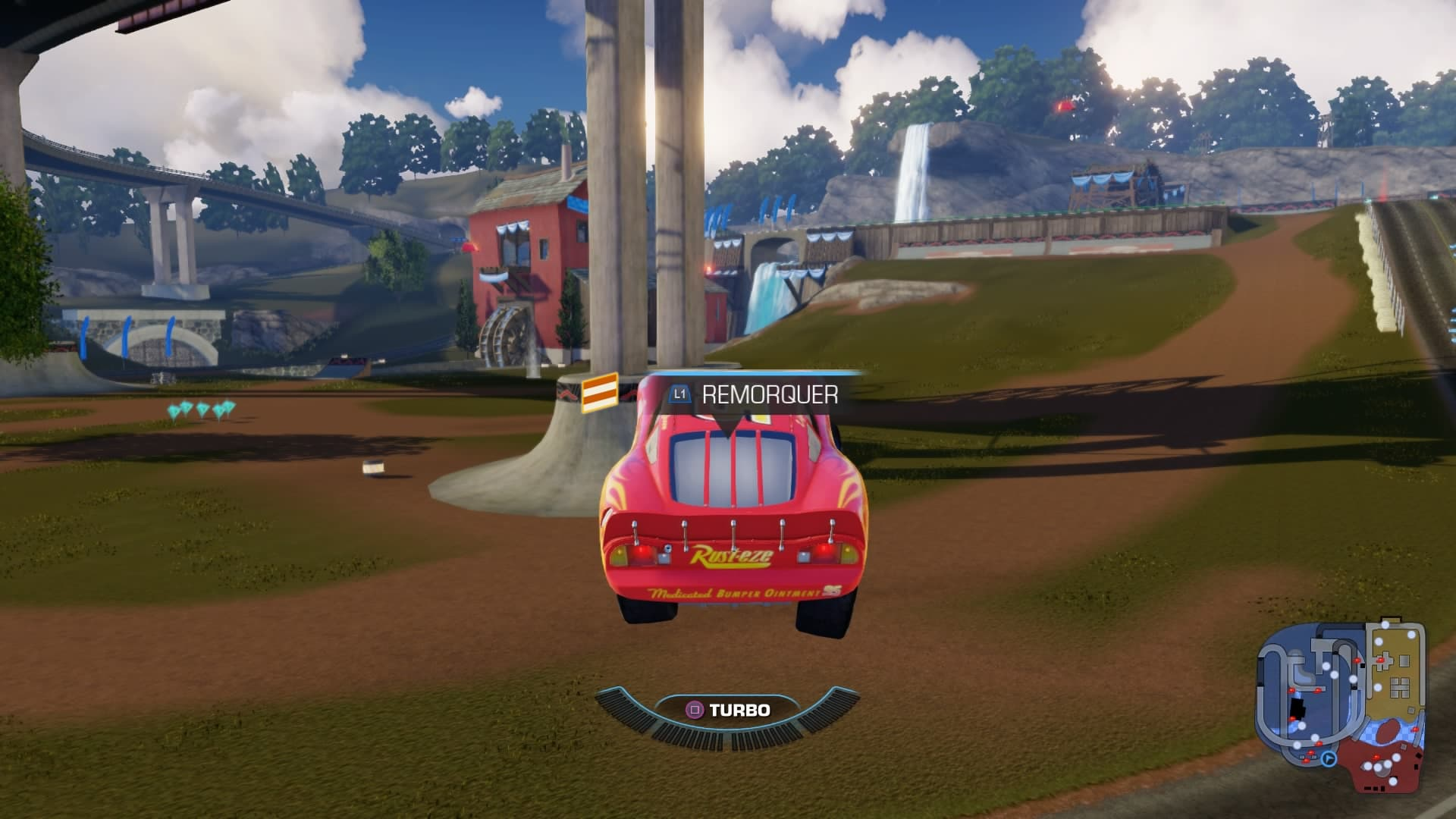 Xbox One Cars 3: Course vers la Victoire