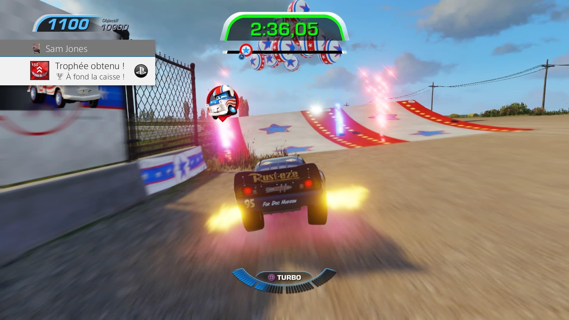 Cars 3: Course vers la Victoire Xbox