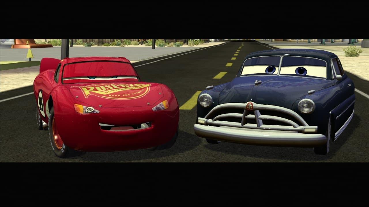 Cars: La Coupe Internationale de Martin Xbox