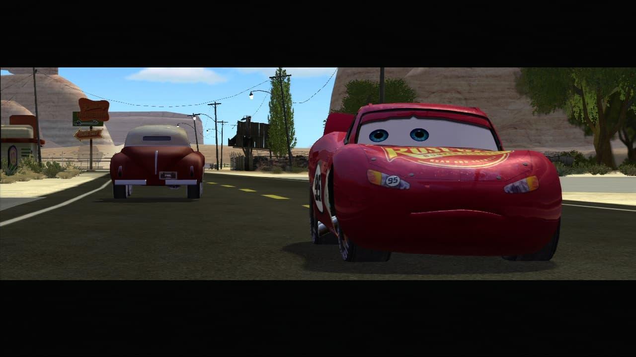 Cars: La Coupe Internationale de Martin Xbox 360