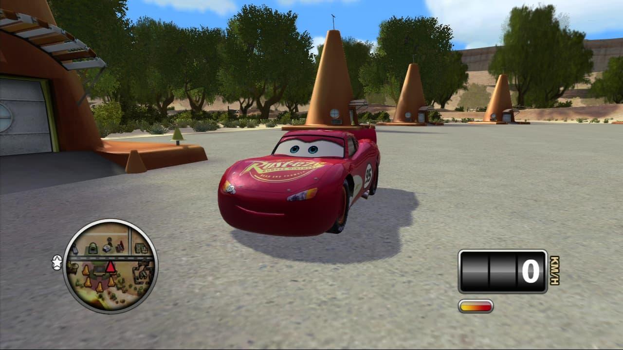 Xbox 360 Cars: La Coupe Internationale de Martin