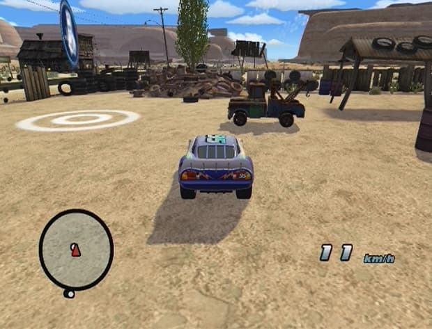 Cars Xbox 360